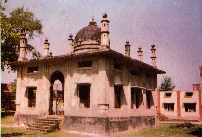 View of Old Mazaar